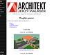 Architekt - Jerzy Walasek